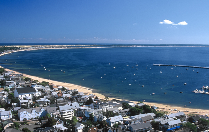 Provincetown-Aerial-View-Lands-End-Inn-Cape-Cod