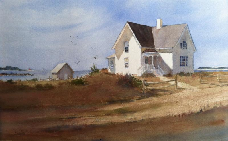Quot After Hopper Quot Opening Reception August 1 On Cape Cod