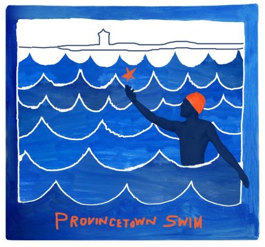 Provincetown Swim Zehra Khan
