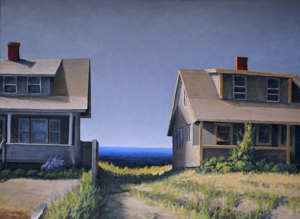 beach-neighbors-18-x-24-oil-on-canvas
